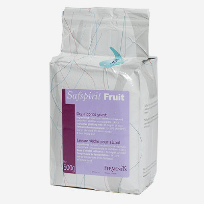 Дрожжи Safspirit Fruit, 0.5кг., Бельгия