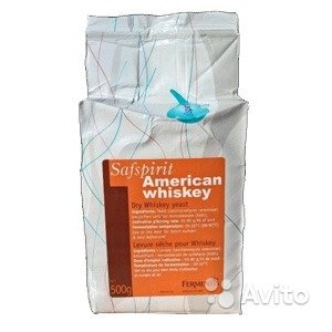 Дрожжи Safspirit USW-6 American Whiskey, 0.5кг, Бельгия