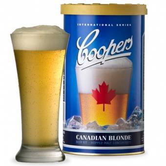 Экстракт Coopers Canadian Blonde, 1,7кг