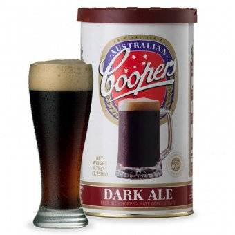 Экстракт Coopers Dark Ale, 1,7кг