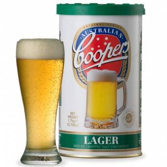 Экстракт Coopers Lager, 1,7кг