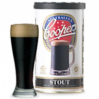 Экстракт Coopers Stout, 1,7кг