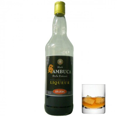 Эссенция TU Black Sambuca for 700ml