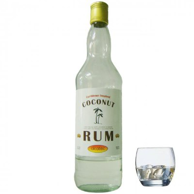 Эссенция TU Coconut Rum for 700ml