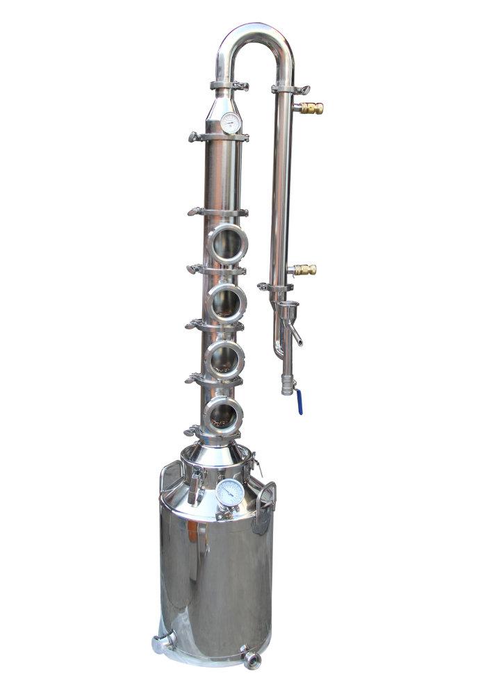 Аппараты Alcodistillery
