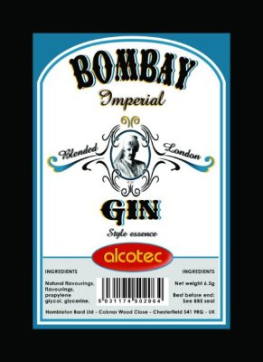 Эссенция AT Bombay Gin for 750ml